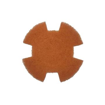 Picture of i-Mop XL Orange Twister Pads (Pack of 2)