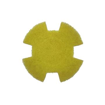 Picture of i-Mop Yellow Twister Pads (Pack of 2)
