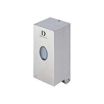 Picture of DOLPHIN S/STEEL AUTOMATIC SOAP DISPENSER