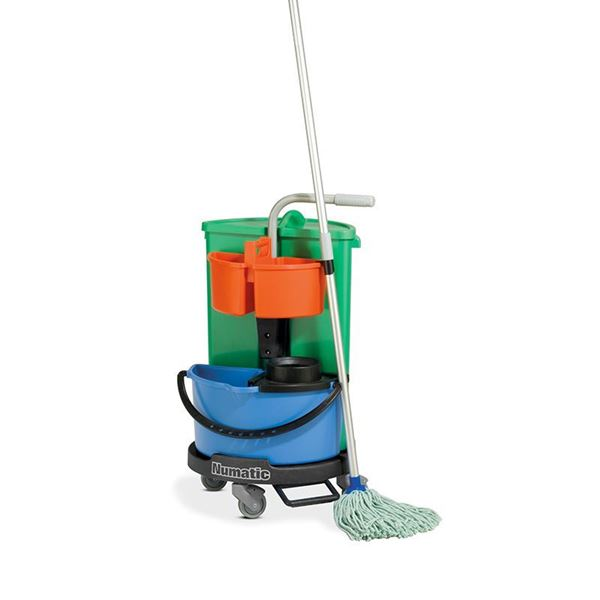 Picture of NUMATIC NC1 CAROUSEL TROLLEY