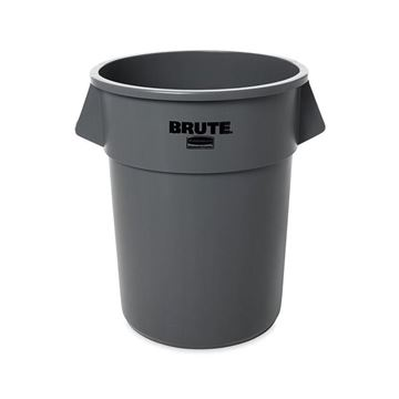 Picture of RUBBERMAID BRUTE BIN 75LTR GREY