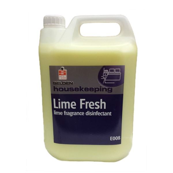 Picture of LIMEFRESH DISINFECTANT - 5 Litre (Case of 2) E008