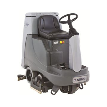 Picture of Nilfisk EcoFlex BR755 Scrubber Dryer - Complete with Gel Batteries