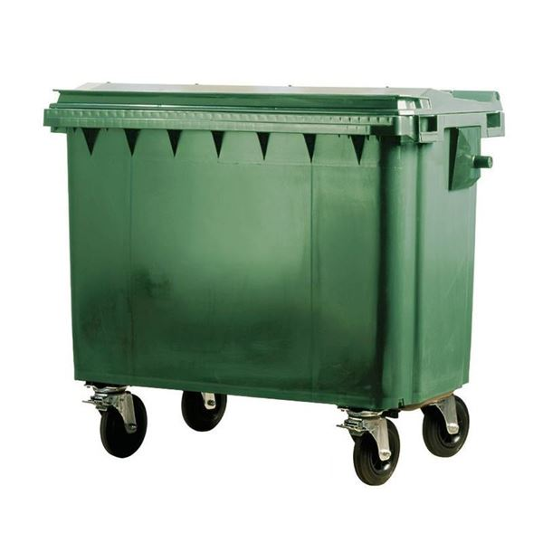 Picture of WHEELIE BIN - 660 Litre
