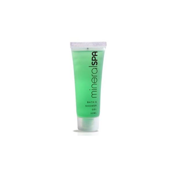 Picture of MINERAL SPA BATH & SHOWER GEL 30ML TUBE C/S50