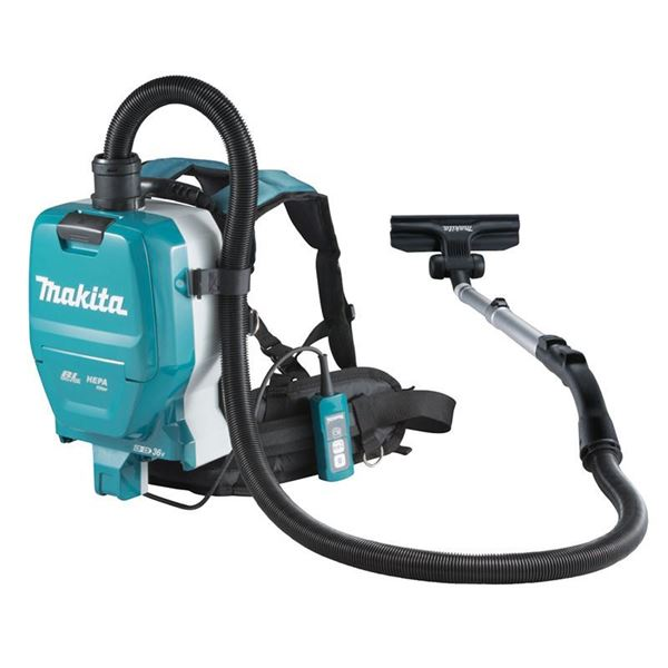 Picture of MAKITA DVC261ZX11 & 4.AH BAT SET & TWIN CHARGER