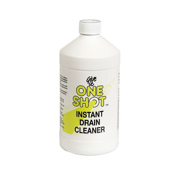 Picture of ONE SHOT DRAIN CLEANER - 1 Litre