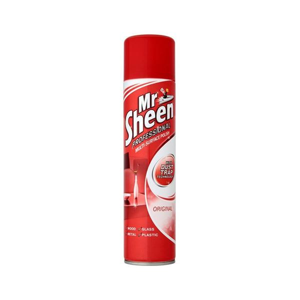 Picture of MR SHEEN POLISH AEROSOL 400ml