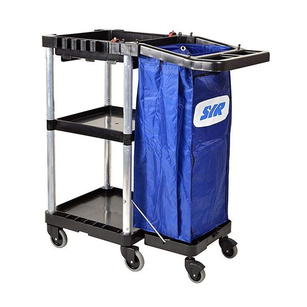 Picture of SPACESAVER TROLLEY WIHTOUT CUT OUT (COMPLETE)