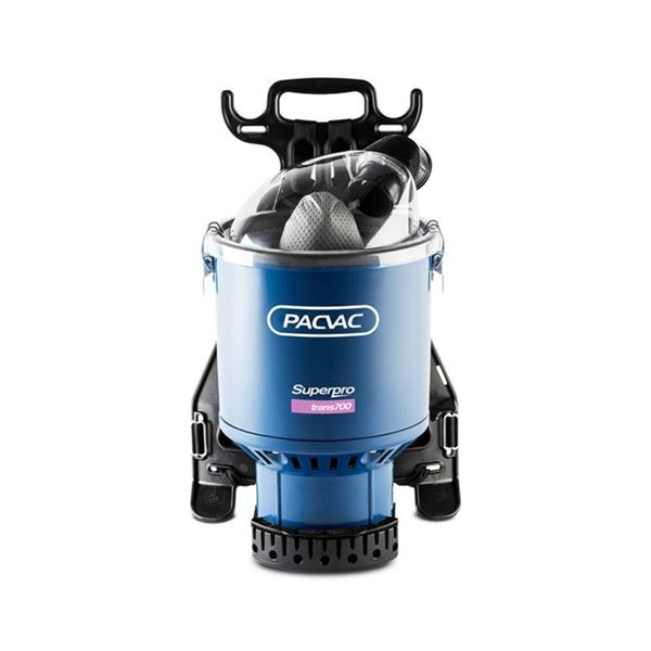 Picture of PACVAC 700 TRANS - 110V BACK VACUUM