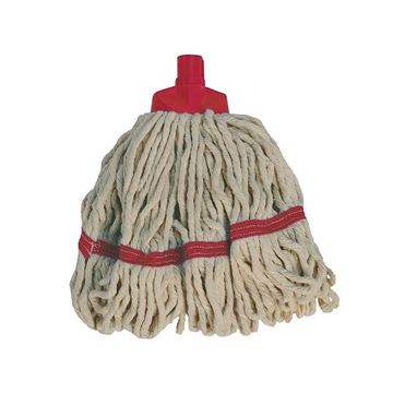 Picture of INTERCHANGE MIDI ECO LOOPED MOP HEAD RED