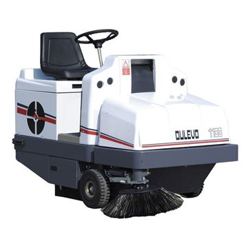 Picture of DULEVO 1100 BATTERY RIDE ON SWEEPER