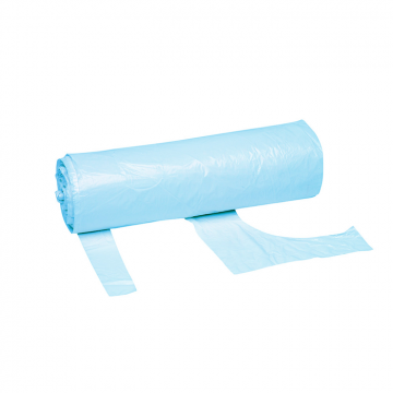 Picture of PLASTIC DISPOSABLE APRONS BLUE (Roll of 200)