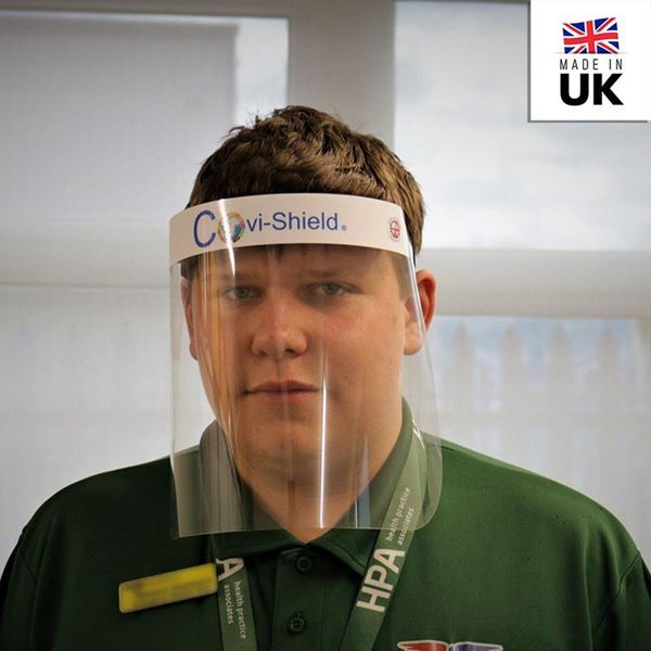 Picture of UNIVERSAL FACE SHIELD