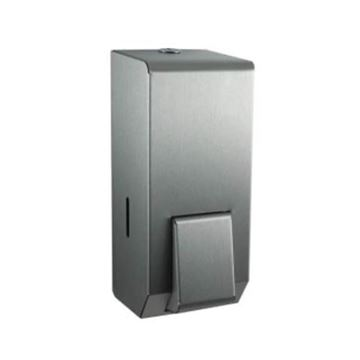 Picture of WALL MOUNTED - BRUSHED STAINLESS STEEL LIQUID DISPENSER