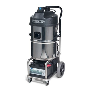 Picture of Numatic WVDB750 Battery Powered Wet & Dry Vacuum Cleaner