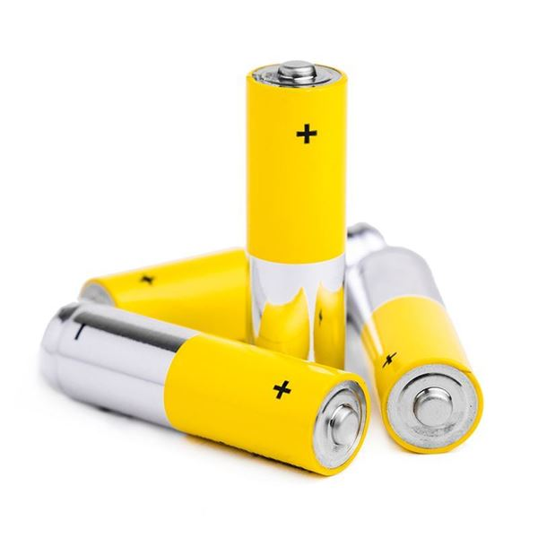 Picture of BATTERIES LR6 AA (Pack of 4)
