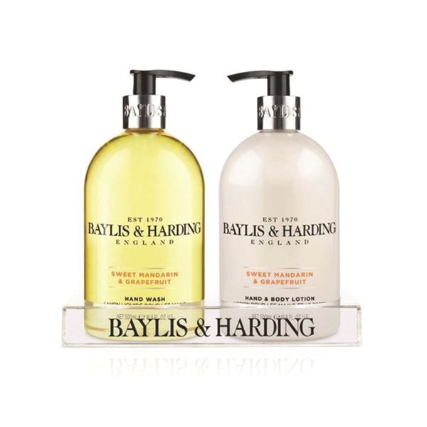 Picture of BAYLISS & HARDING TWIN SET OF 2