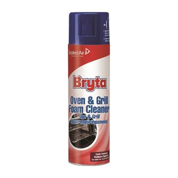 Picture of BRYATA OVEN & GRILL FOAM CLEANER 500ML