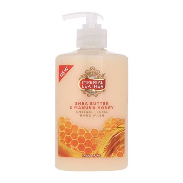 Picture of IMPERIAL LEATHER 300ML SHEA BUTTER &  HONEY