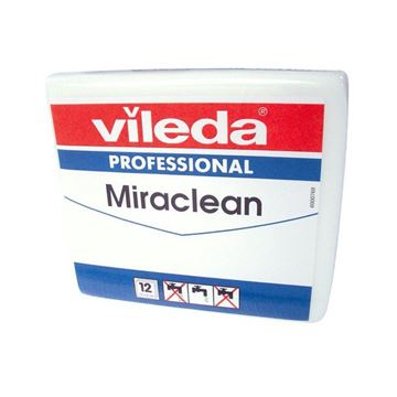Picture of VILEDA MIRACLEAN WHITE STAIN ERASER (Pack of 12)