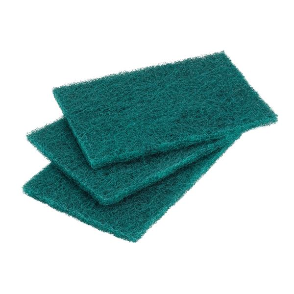 Picture of GREEN HEAVY DUTY SCOURER (Pack of 10)