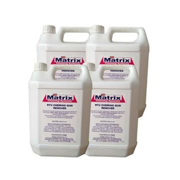 Picture of MATRIX CHEWING GUM REMOVER RTU - 5 Litre (Case of 4)