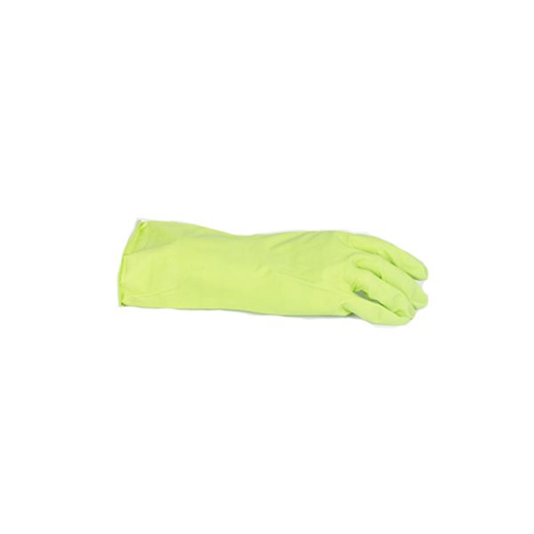 Picture of RUBBER GLOVE (LARGE) GREEN