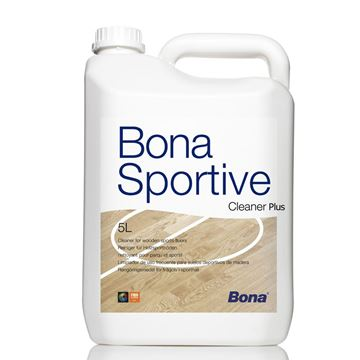 Picture of BONA SPORTIVE PLUS FLOOR CLEANER - 5 Litre (Case of 3)