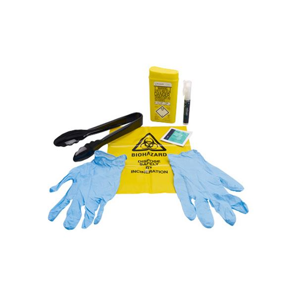Picture of SHARPS SAFE HANDLING KIT SINGLE