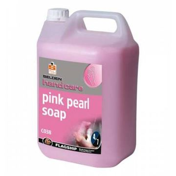 Picture of SELDEN PINK PEARL SOAP - 5 Litre C038