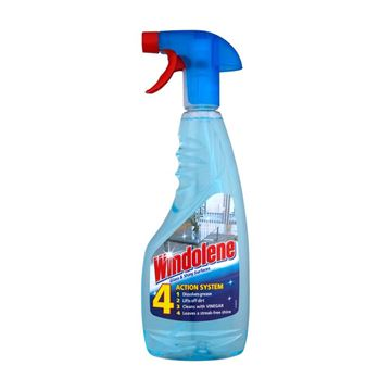 Picture of WINDOLENE GLASS & SHINY SURFACE SPRAY - 500ml