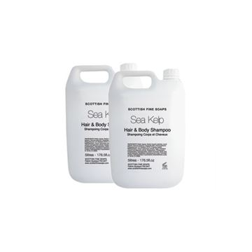 Picture of MONTAGUE LLOYD SEA KELP HAIR & BODY SHAMPOO - 5 Litre (Case of 2)