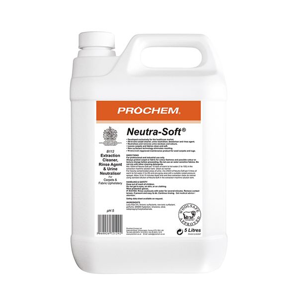 Picture of PROCHEM NEUTRA SOFT - 5 Litre B112