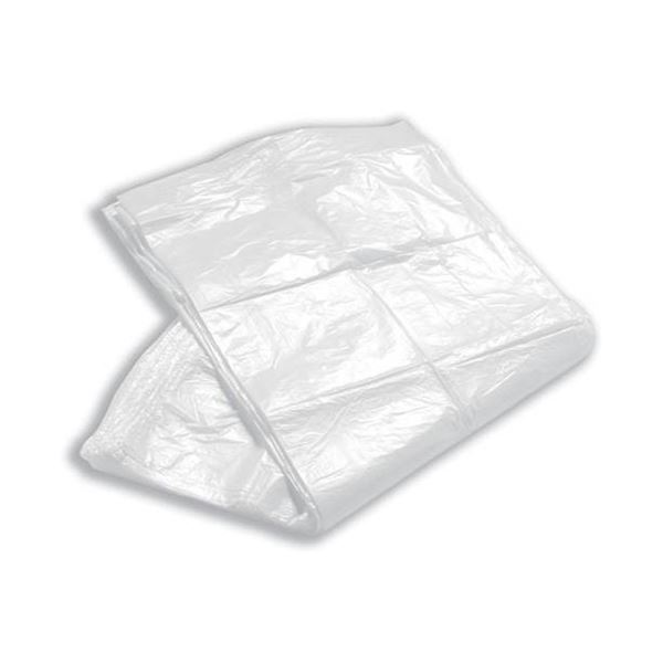 Picture of CLEAR WHEELIE SACKS (Case of 100)
