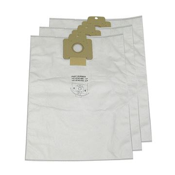 Picture of DUST BAG SELF CLOSE 3 PCS GWD 320/335