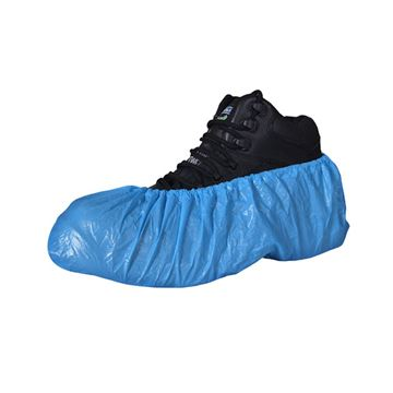 Picture of OVERSHOE BLUE PVC (Pack of 100)