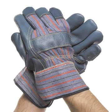 Picture of FURNITURE HIDE RIGGER GLOVES
