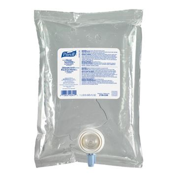 Picture of Gojo Purell  Instant Hand Sanitiser - 8x 1000Ml