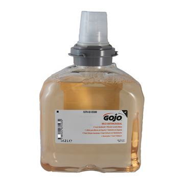 Picture of Gojo TFX Antimicrobial Hand Soap 2x 1200ml