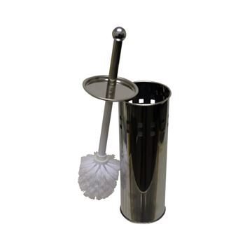 Picture of SYR ECO TOILET BRUSH SET STAINLESS STEEL