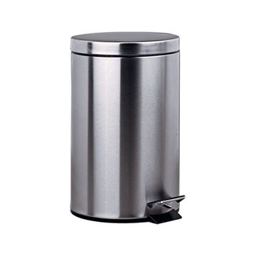 Picture of STAINLESS STEEL PEDAL BIN - 12 Litre