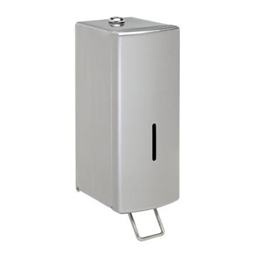 Picture of DOLPHIN STAINLESS STEEL SOAP DISPENSER - 1 Litre BC823