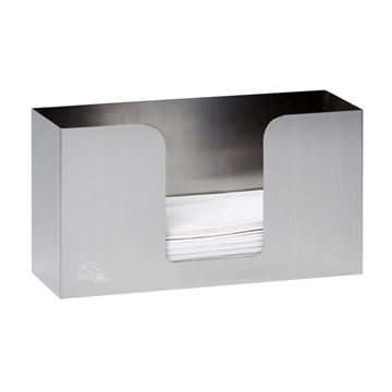 Picture of COUNTER MOUNTED HAND TOWEL DISPENSER STAINLESS STEEL
