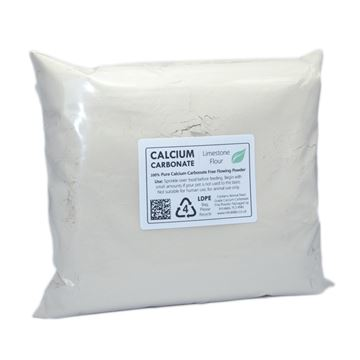 Picture of CALCIUM CARBONATE FINE POWDER  - 1KG