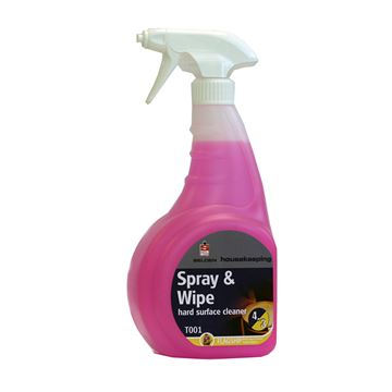 Picture of SELDEN SPRAY & WIPE BACTERICIDAL - 750ml T001