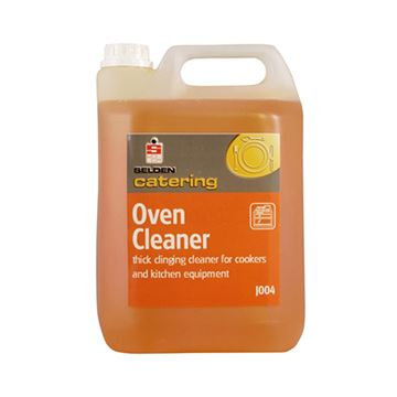 Picture of SELDEN OVEN CLEANER CLEAR GEL - 5 Litre J004