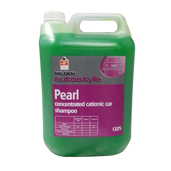 Picture of SELDEN WASH AND WAX - 5 Litre C075