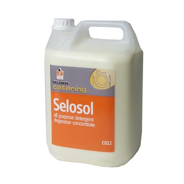 Picture of SELDEN ENFORCER / SELOSOL DEGREASER - 5 Litre C012