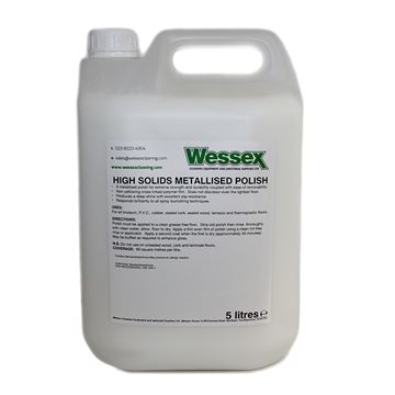 Picture of WESSEX METALLISED FLOOR POLISH - 5 Litre A001